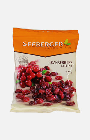 Seeberger Dried Cranberries