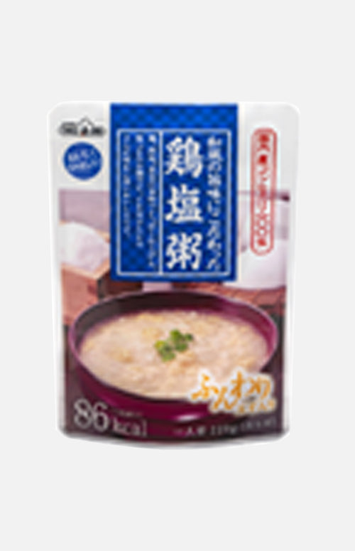 Japanese Chicken Congee