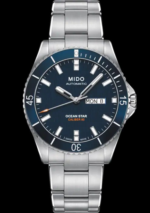 Mido Ocean Star 200(M026.430.11.041.00)Blue