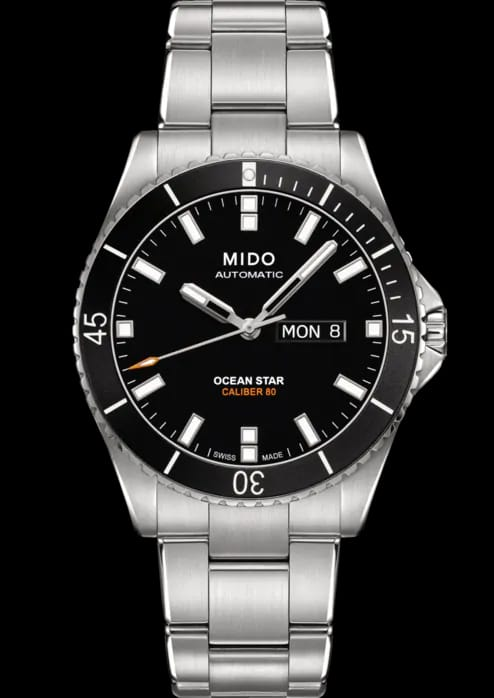 Mido Ocean Star 200(M026.430.11.051.00)Black