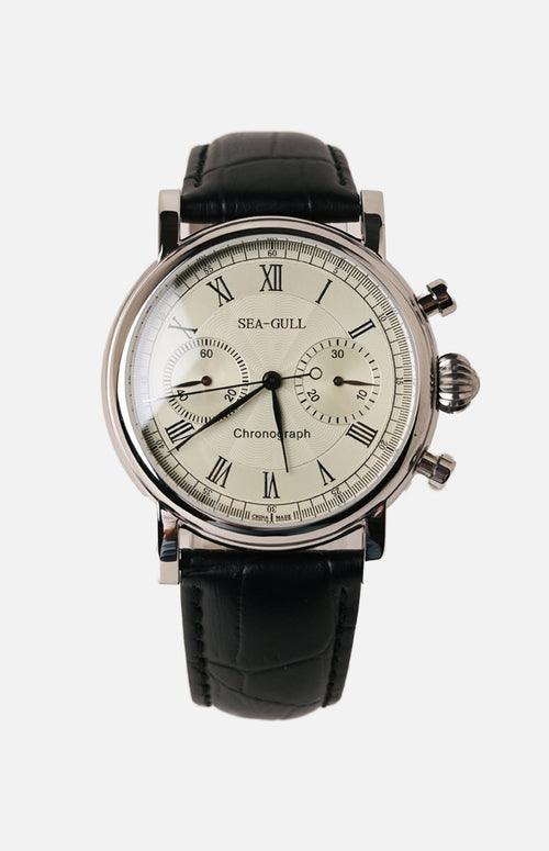 Sea-Gull Chronograph Mechanical Watch (M190S)