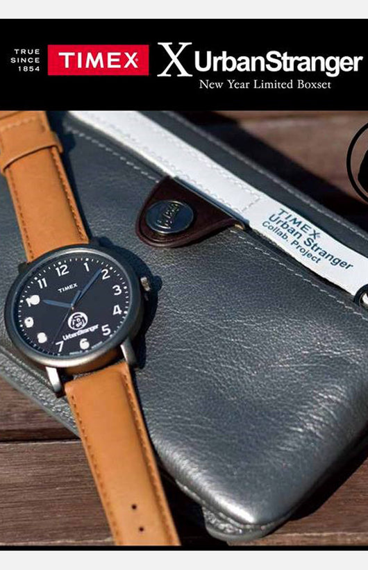 Timex X Urban Stranger Limited Edition