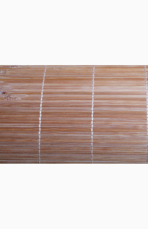 Double Sided Bamboo Mat (120*190cm)