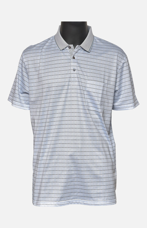 Vanter Cotton Blend S/S Polo Shirt