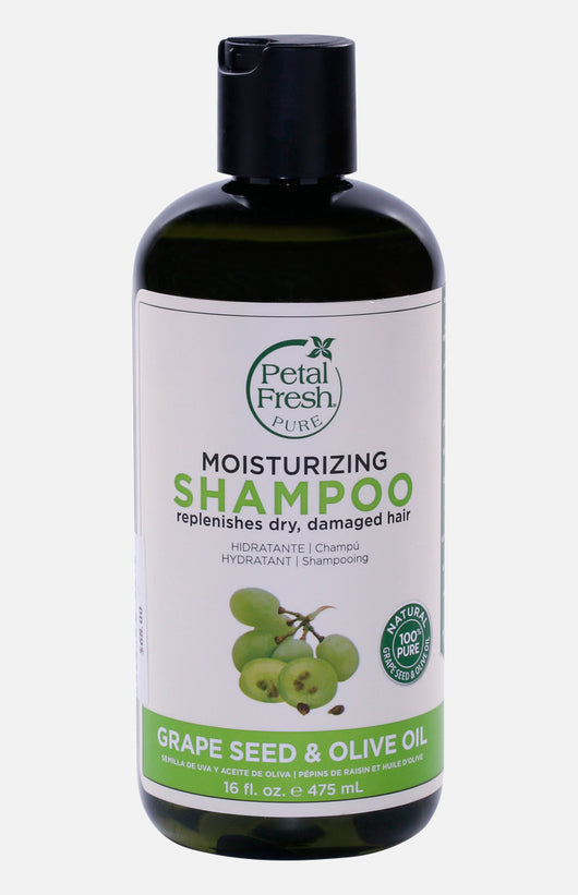 Petal Fresh Organics Grape Seed & Olive Shampoo