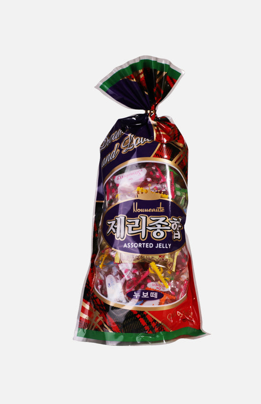 Korea Cheong Wo Assorted Jelly