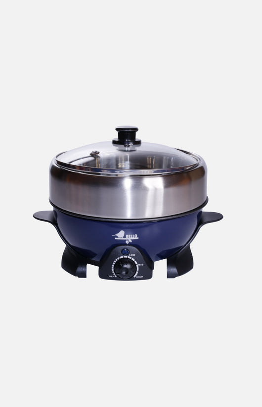 BELLO 2L Multi-function Mini Hot Pot (CDK-80A BEL)