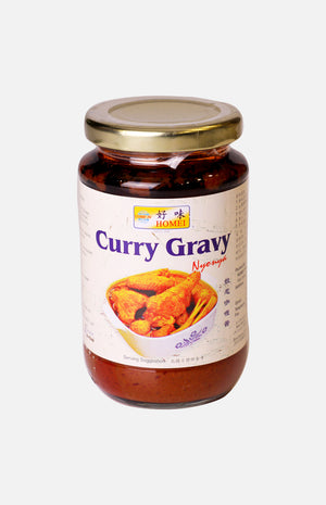 Homei Curry Gravy