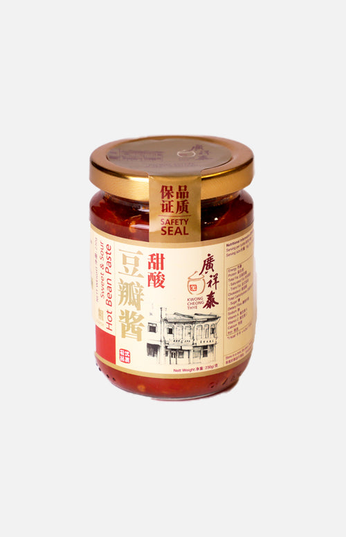 Kwong Cheong Thye Sweet & Sour Hot Bean Paste