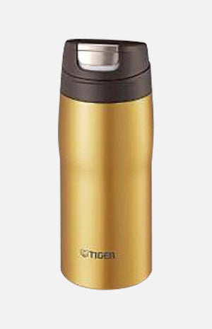 Tiger 0.36L Stainless Steel Vacuum Flask (Made in Japan)(MJC-A036)