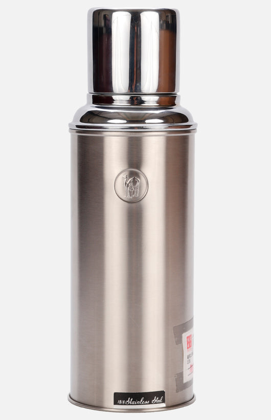 CAMEL Vacuum Flask (0.45L) - Stainless Steel