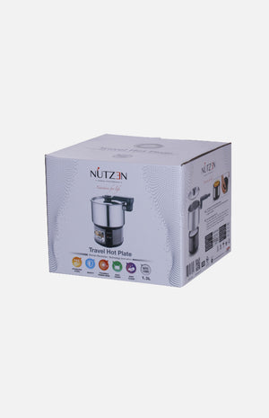Nutzen 450w Travel Hot Plate  (NTC-1300)