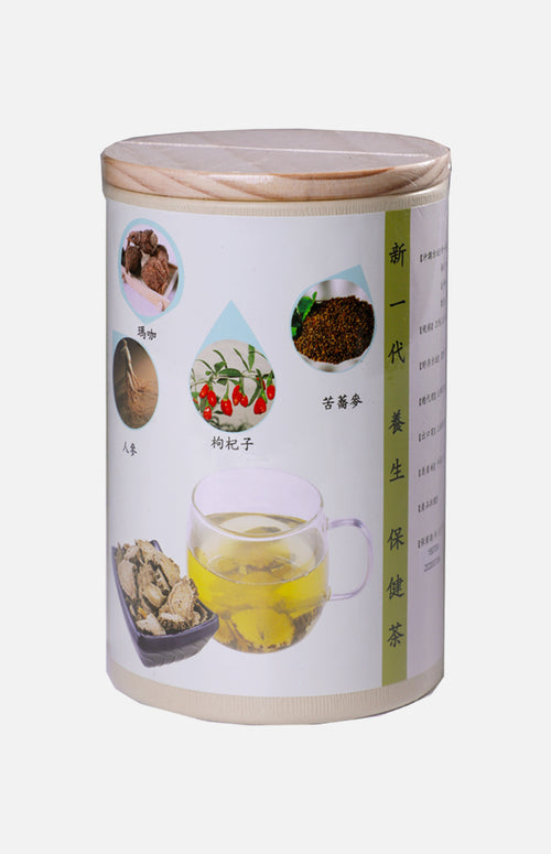 NEW MILLENNIUM Healthy Herbal Tea