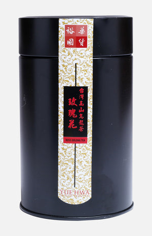 Yue Hwa Taiwan Rose Oolong Tea (150g/tin)