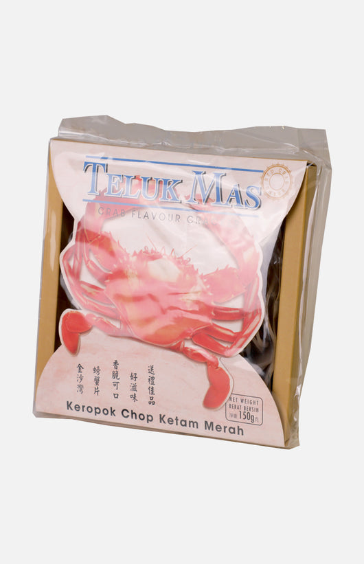 Teluk Mas Crab Flavour Cracker(Raw)