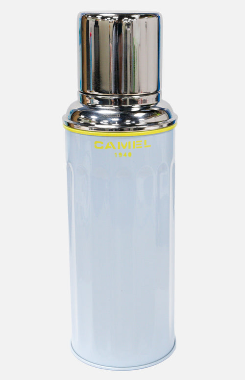 CAMEL 112 Vacuum Flask (0.45L)-Lightblue