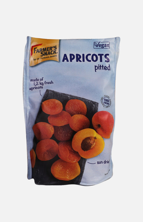 Germany Farmer's Snack Apricots Dried Pitted (200g)