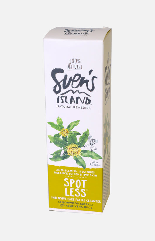 Sven's Island Spotless Facial Gel Cleanse (120ml)