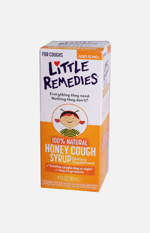 Little Remedies 100 percent Natural Honey Cough Syrup