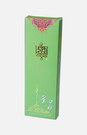 Monglia Cow Dung Incense Stick (Focus)