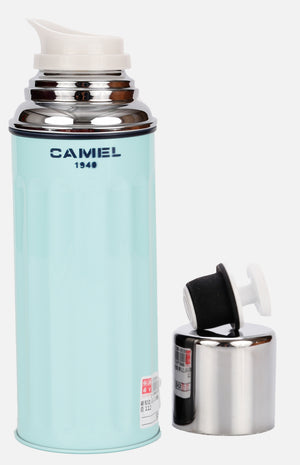 CAMEL 112 Vacuum Flask (0.45L) - Tiffany blue