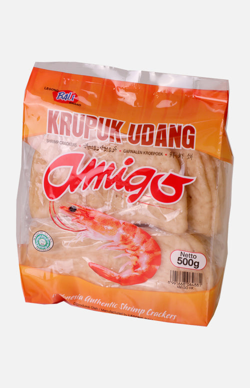 Amigo Shrimp Cracker (Raw)