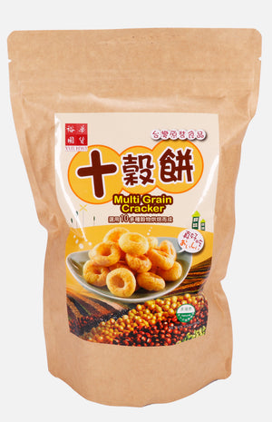 Yue Hwa Multi Grain Cracker (100g)