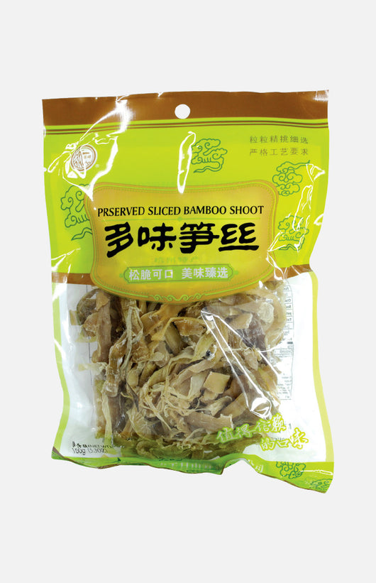 Hangzhou Preserved Sliced Bamboo Shoot