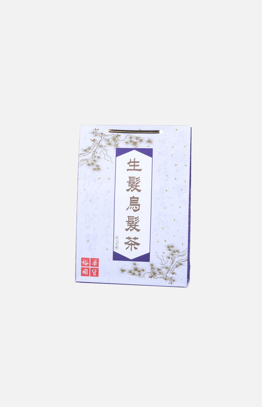 Chinese Herbal Healthy Hair Tea