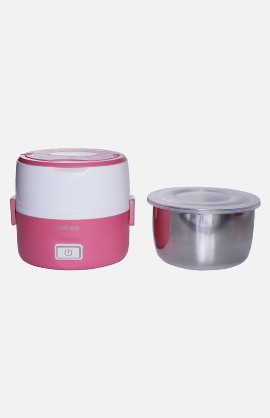 Home@dd 1.3L Electric Cooking Lunch Box (HB-13)