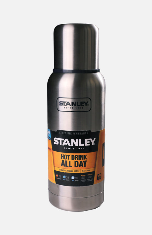 U.S.A. Stanley Adventure Vaccum Bottle (0.7L)-Stainless Steel
