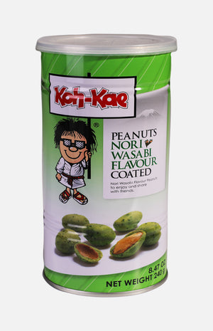 Koh Kae Peanuts Coated with Nori Wasabi Flavour