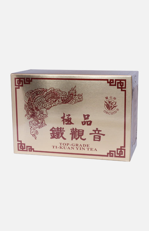 Orchid Top-Grade Ti Kuan Yin Tea (227g/box)