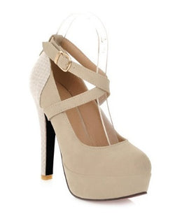 High Heeled Shoes - Wedding Shoes