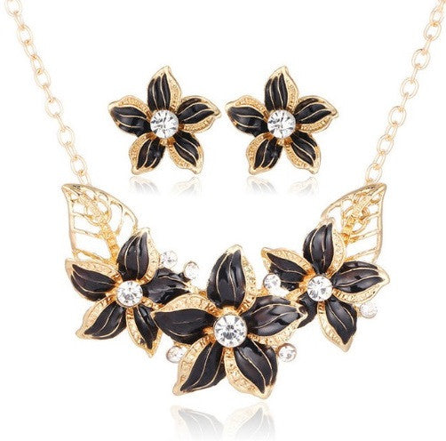 FREE Necklace Earrings Set
