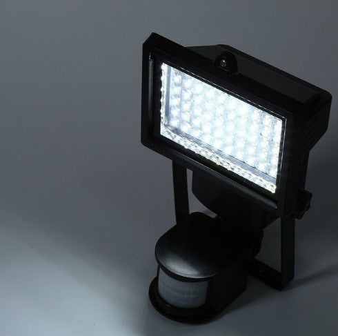 Natural White Solar Outdoor Light