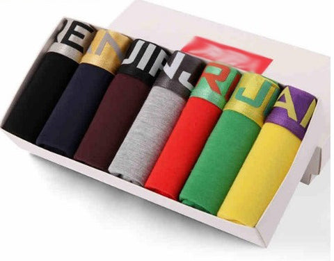 7-Pack Large Size Mens Boxer Shorts