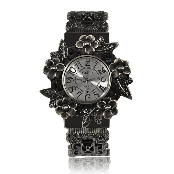 Bracelet Flower Watch