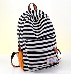 Canvas Women Backpacks