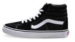 High-Top Skateboarding Sneakers