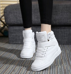Ankle Boots Heels Shoes - Women Casual Shoes