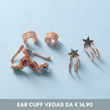 EAR CUFF VEGAS | BYSIMON SPA