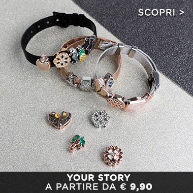 iJewel Your Story - Bracciale componibile con charms