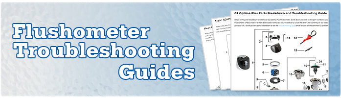 Flushometer Part Breakdown and Troubleshooting Guides