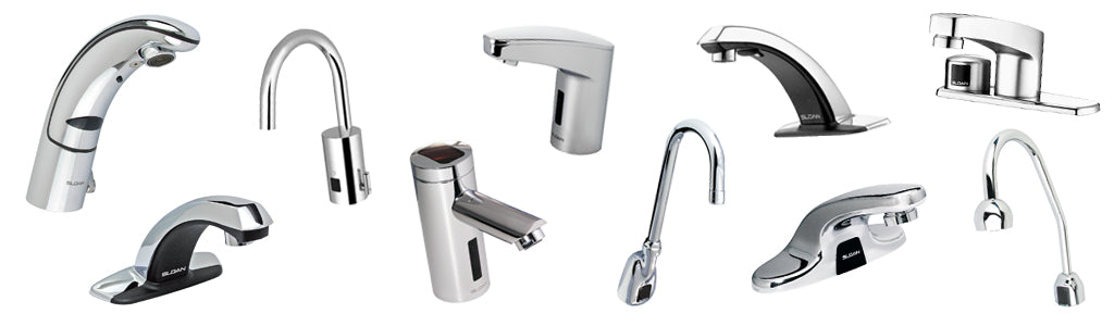 Sloan optima faucets