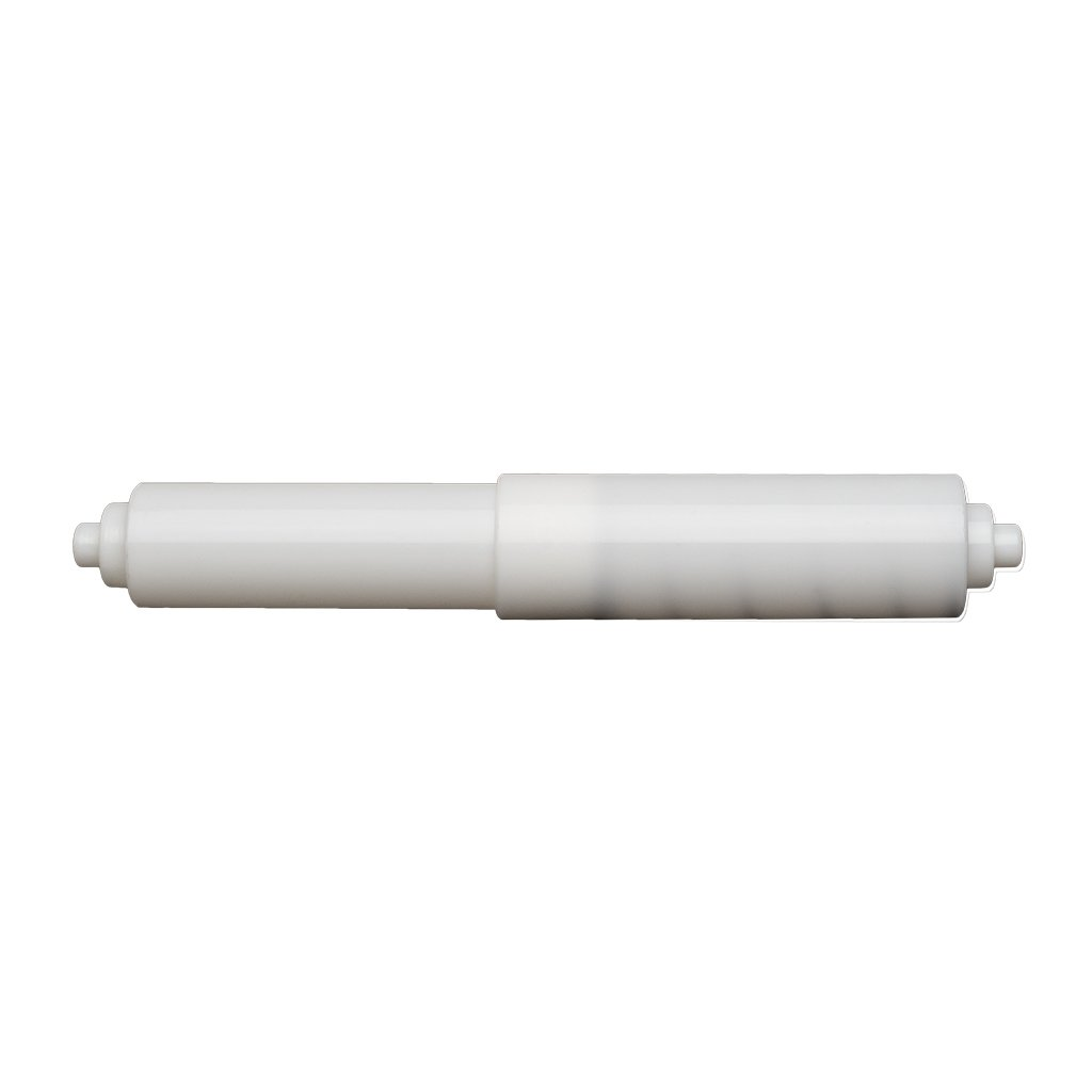 Toilet Tissue Roller White Plastic (Fits Most)