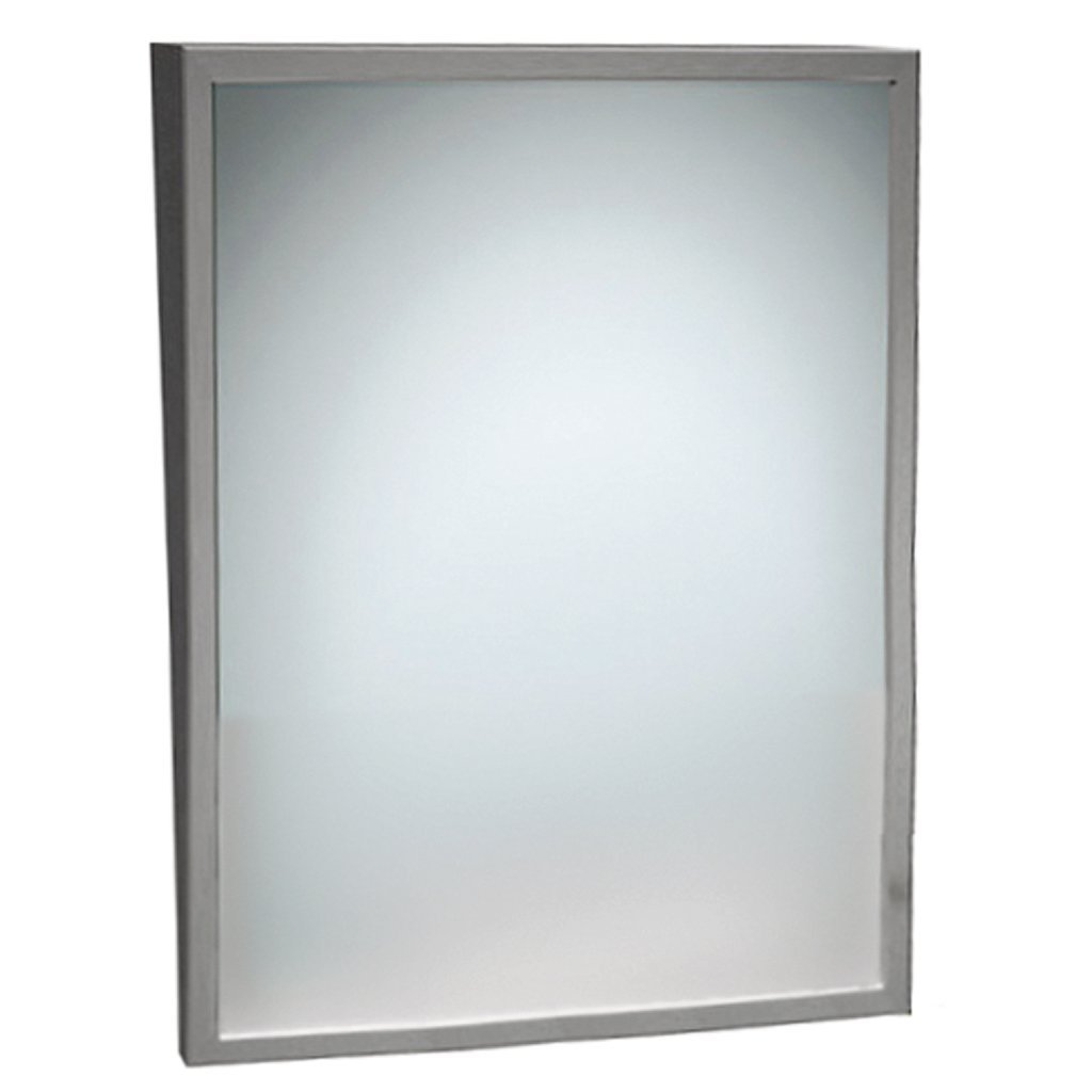 ADA Compliant Tilted Mirror 18x30 inch for Commercial ...