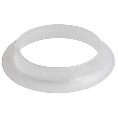 Sloan Washer - Poly Flanged