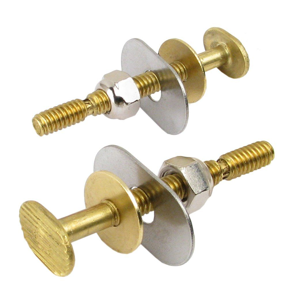 Closet Bolts with Easy Break 1/4""