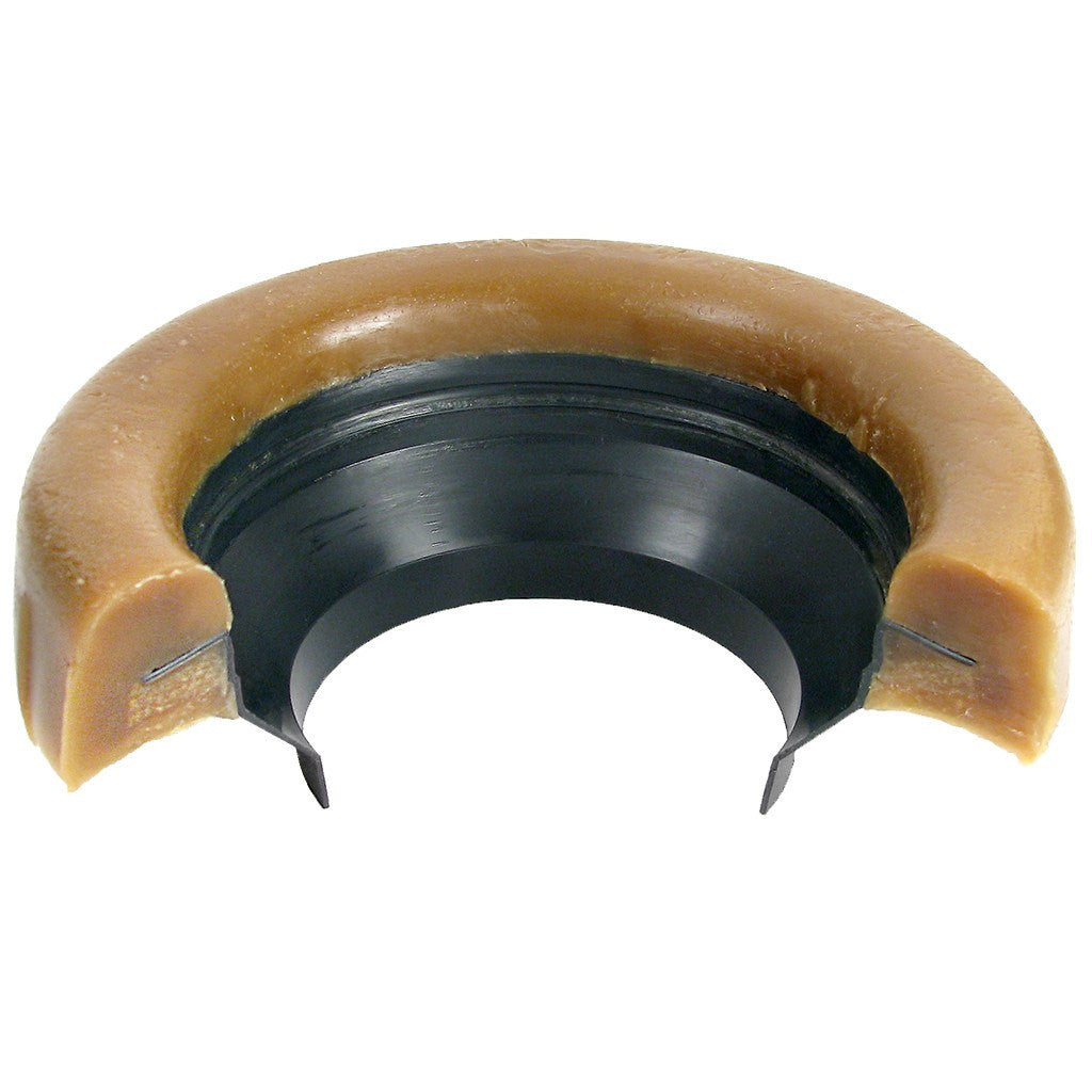 Closet Wax Ring - Reinforced w/ Flange